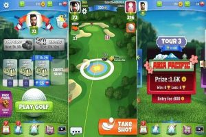 Download Golf Clash Mod APK Android (Unlimited Money & Gems) 2