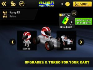 Rush Kart Racing 3D Mod APK {Unlimited Money} Download Android 1